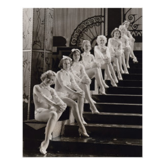 Chorus Girls Poster Print - 1706666.jpg