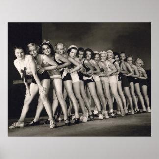 Chorus Girls Poster Print - 1706690.jpg