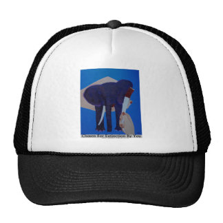 Chosen For Extinction By You, Elephant Poaching Hat