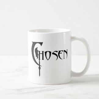 Chosen (Vertical Scythe) Basic White Mug
