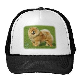 Chow Chow 9B008D-17 Hat