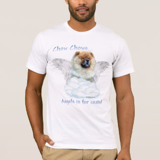 Chow Chow Angel T-Shirt