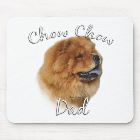 Chow Chow Dad 2 Mouse Mat