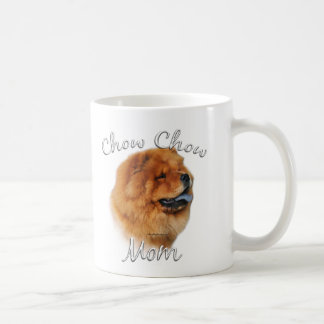 Chow Chow Mom 2 Coffee Mug