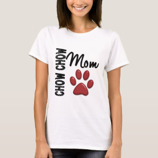Chow Chow Mom 2 T-Shirt