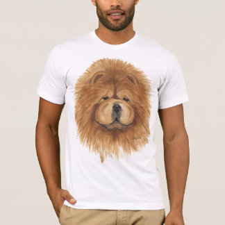 Chow chow   Red T-Shirt