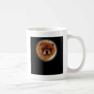 Chow Dog Design Coffee Mug