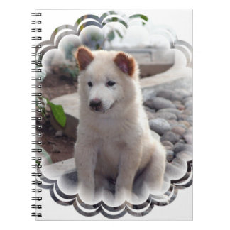 Chow Puppies Notebook