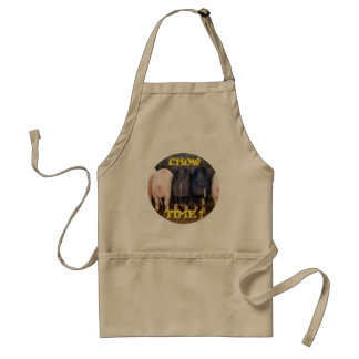 CHOW TIME APRONS