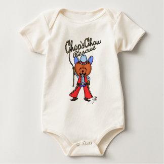 Chowboy Blake Baby Bodysuit
