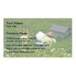 Chowiet Island Savannah Sparrow Business Card Template