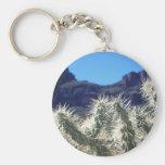 Choya Cactus - Arizona Keychain