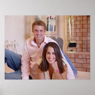 Chris and Bonnie Print