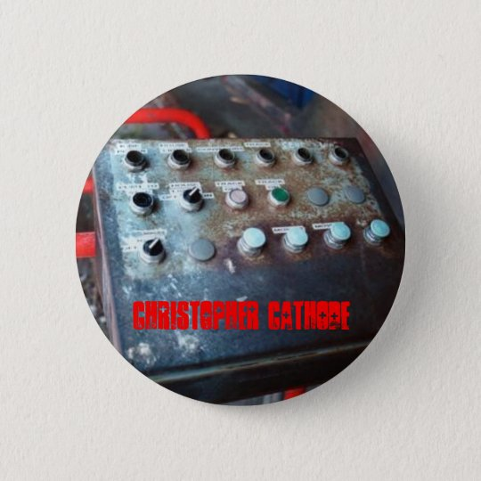 Chris Cathode control panel buttons button