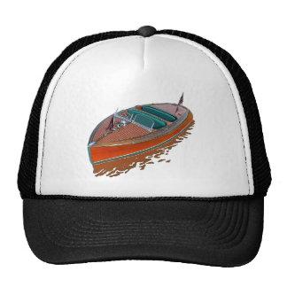 Chris-Craft Barrel Back Cap