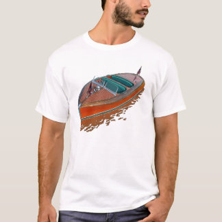 Chris-Craft Barrel Back T-Shirt