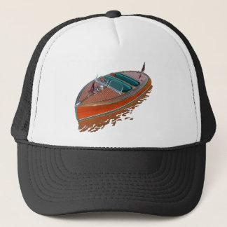 Chris-Craft Barrel Back Trucker Hat