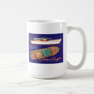 Chris Craft boats Coffee Mug