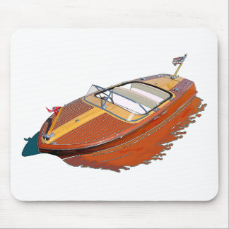 Chris-Craft Capri Mouse Mat