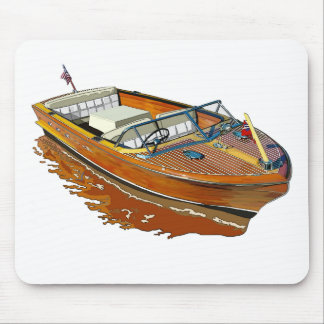 Chris Craft Continental Mouse Mat