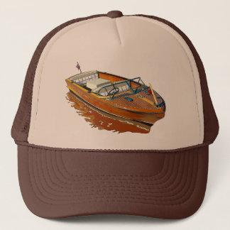 Chris Craft Continental Trucker Hat