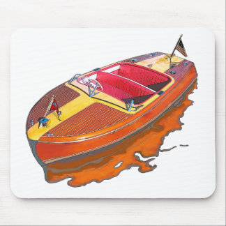 Chris Craft Riviera Mouse Mat