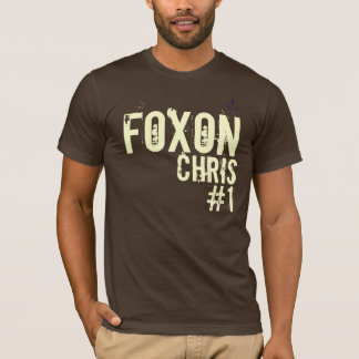 Chris Foxon TShirt