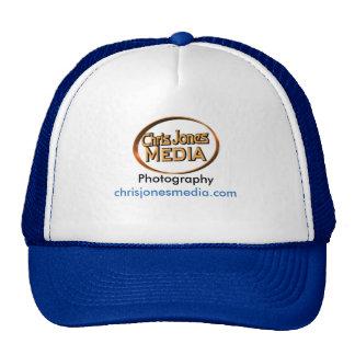 Chris Jones Media Hat