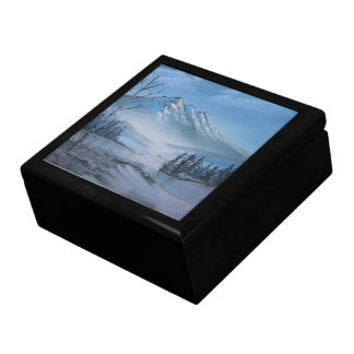 Chris Miller Snow on the Mountain Gift Box