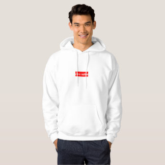 Chris Nation Box Logo mens high quality hoodie