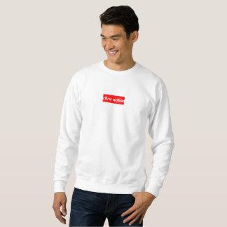 Chris Nation Box Logo mens high quality sweatshirt