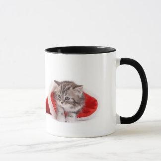 Chrismas Cat! Mug