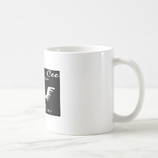 Chriss Cee collection. Basic White Mug