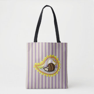 Chrissy the Hedgehog All-Over-Print Bag