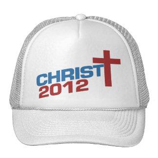 Christ 2012 mesh hat