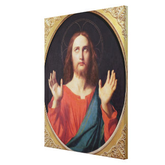 Christ 2 canvas print