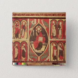 Christ and His Apostles 15 Cm Square Badge
