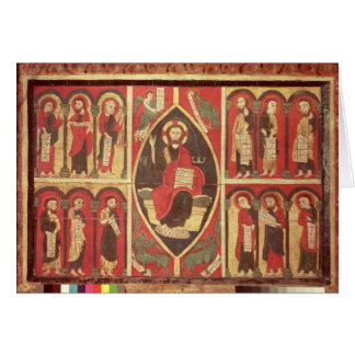 Christ and His Apostles Greeting Cards