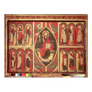 Christ and His Apostles Postcard