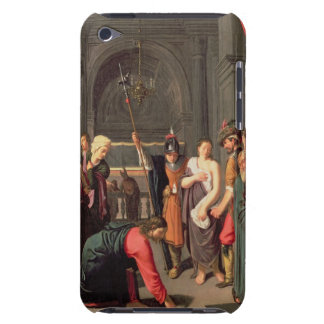 Christ and the Woman Taken in Adultery iPod Case-Mate Case