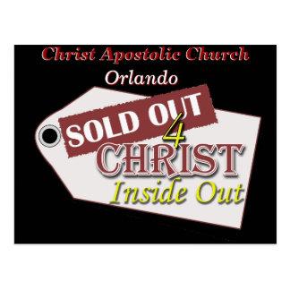CHRIST APOSTOLIC CHURCH .. - POSTCARD