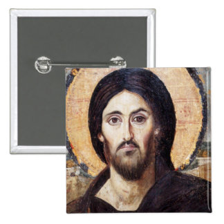 Christ as Ruler of All 15 Cm Square Badge