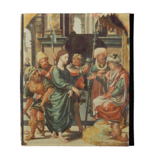 Christ Before Pilate iPad Cases