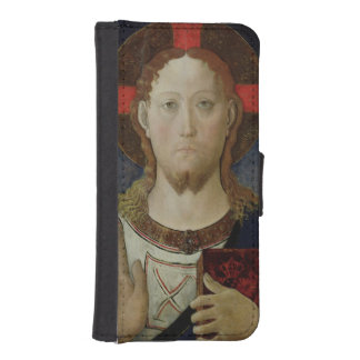 Christ Blessing 2 iPhone SE/5/5s Wallet Case