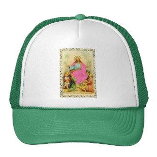 CHRIST BLESSING hat