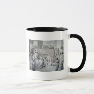 Christ Blessing Little Children Mug