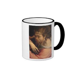Christ Carrying the Cross, 1540-45 (oil on panel) Coffee Mug