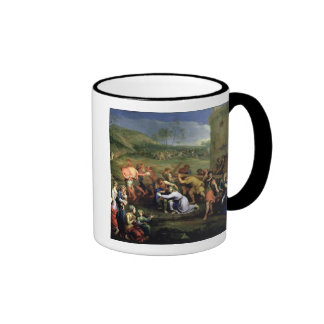 Christ Carrying the Cross 1684 oil on canvas Coffee Mugs