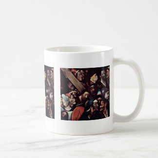 Christ Carrying The Cross.  By Hieronymus Bosch Coffee Mugs