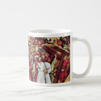 Christ Carrying The Cross By Meister Von Raigern ( Mugs
